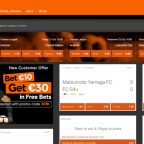 up to £30 free bets at 888sports