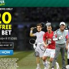 £20 risk free bet at paddy power